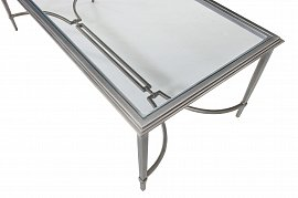 Newland Metal Cocktail Table