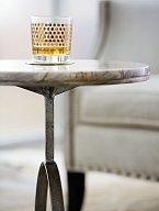 Joie Chairside Table